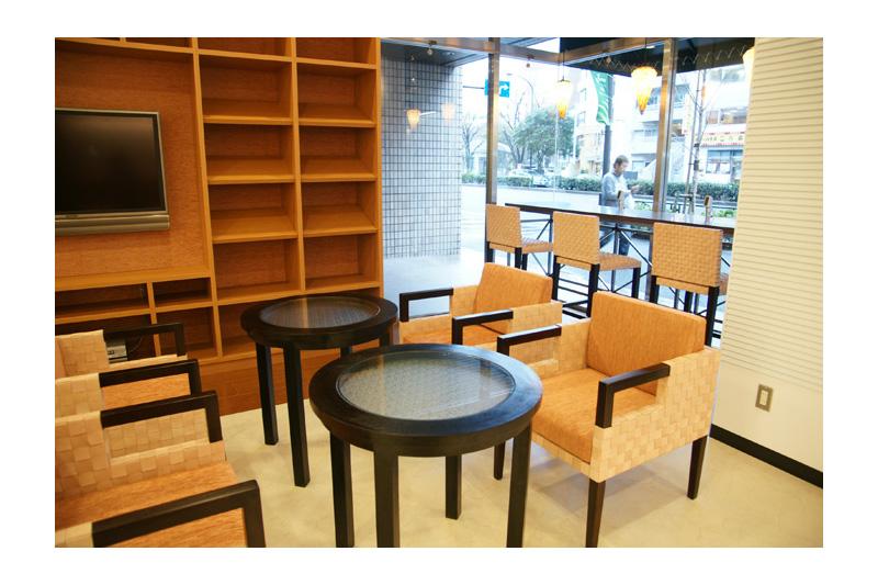 アジアンスタイル実例 国際機関「日本アセアンセンター」