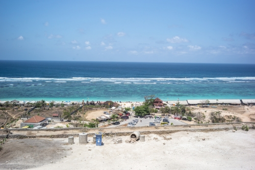 アジアン家具KAJAのインドネシアの海