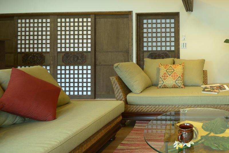アジアンコーディネート事例 古民家をリフォームした特別なリゾートスタイル