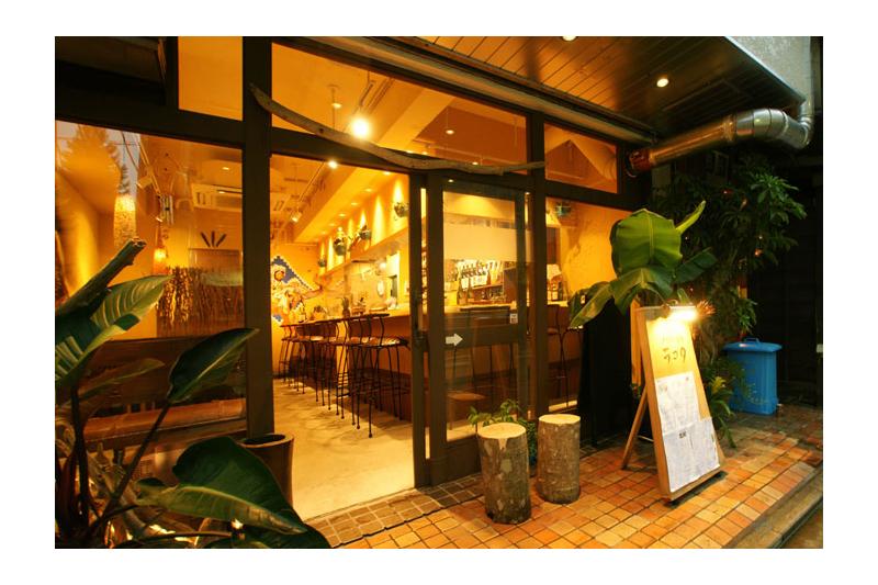 アジアンスタイル実例 「タイ炭火酒場 ラコタ」