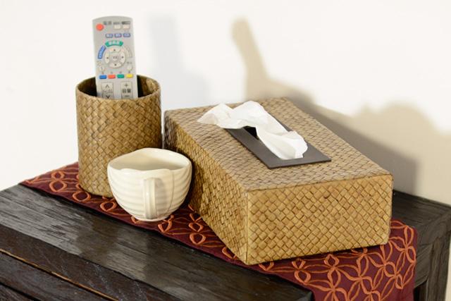 アジアン雑貨パンダンのコーディネート例