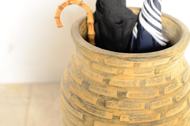 アジアン家具KAJA人気のテラコッタ壺