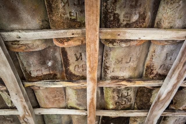 アジアン家具KAJAの古民家からの木材
