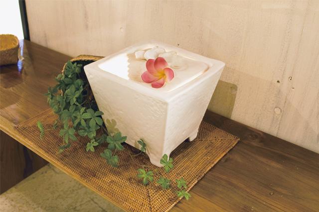 アジアン雑貨KAJA涼しげな水のオブジェ