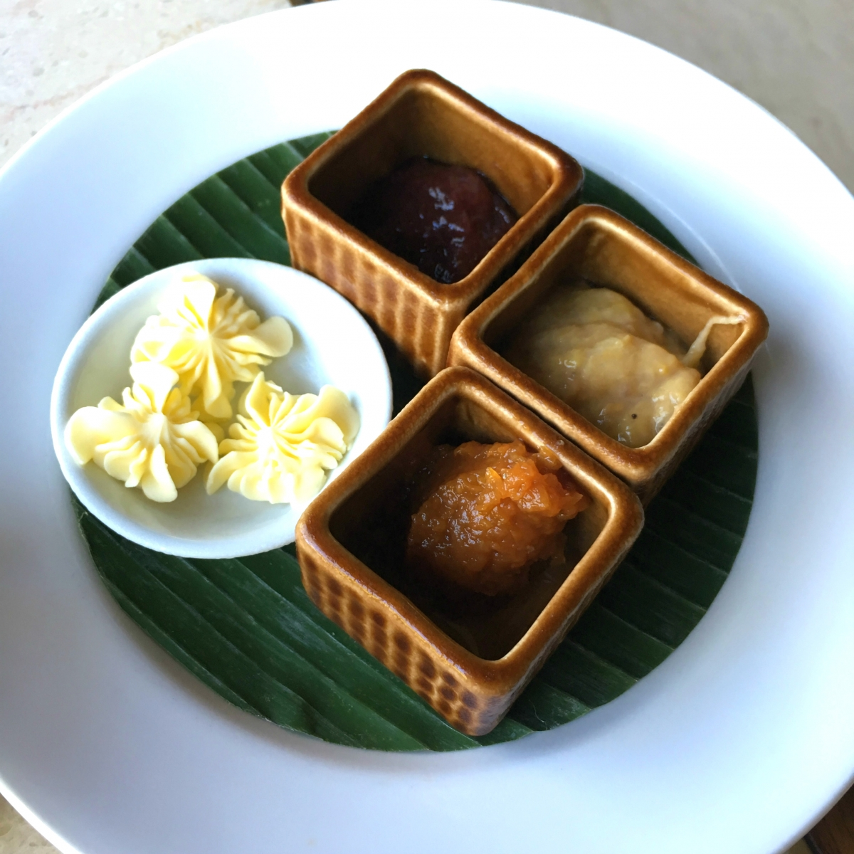 Breakfast at Komaneka