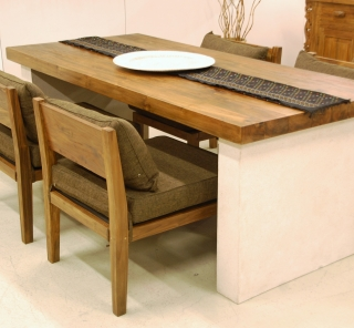 Terazzo Dining Table