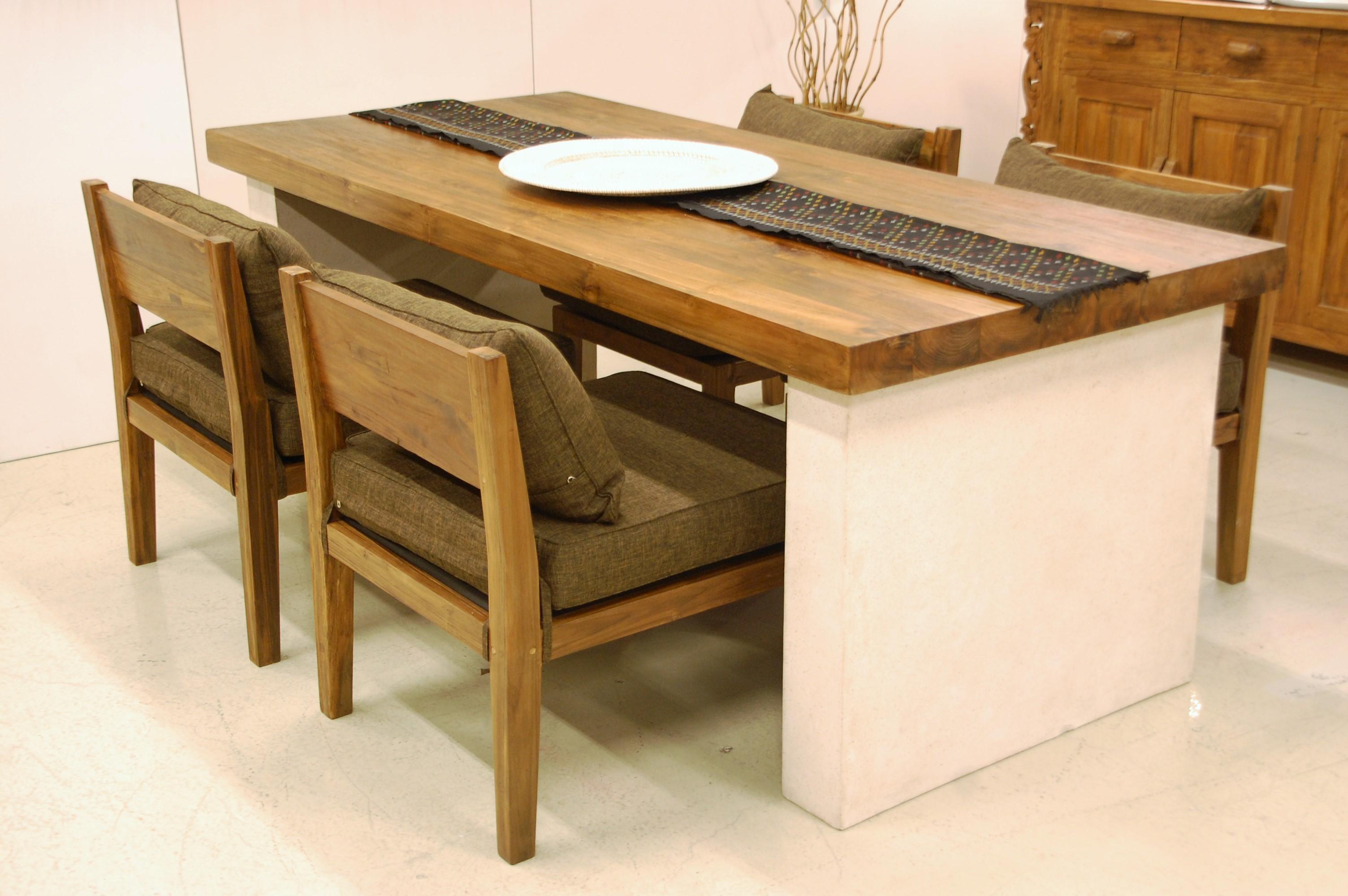 Terazzo Dining Table