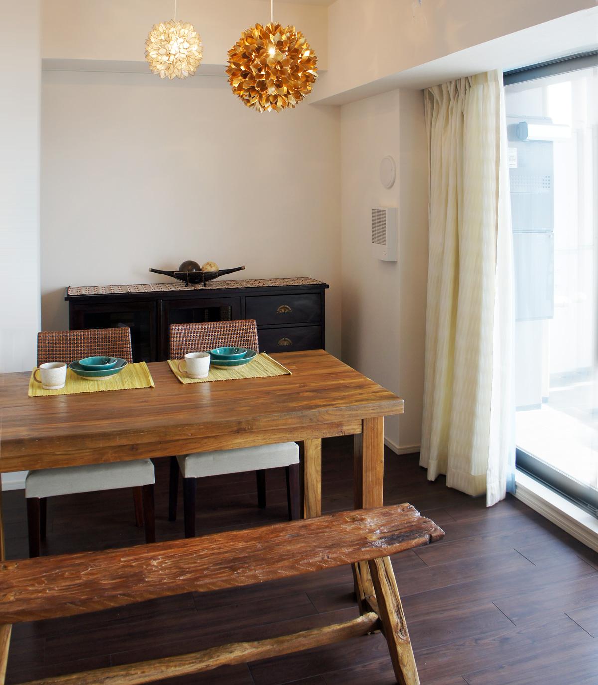 ナチュラルに暮らす、爽やかな新居のシーサイドスタイル3