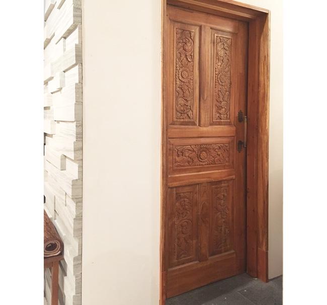アジアン家具KAJA古材の扉