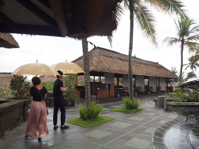 アジアン移転リアKAJAのインドネシア風景