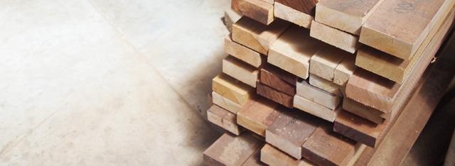 アジアン家具KAJAマホガニー材ソファの木枠