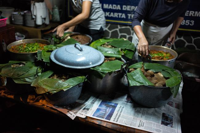 アジアの料理