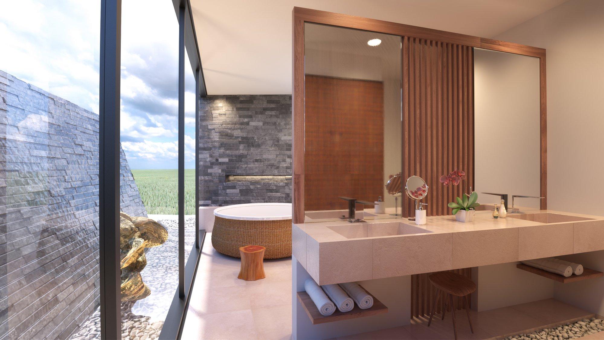 アジアン家具KAJAの実例:沖縄リゾートLECEB