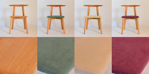 Sim Arm Chair / KAJA × KOMA Works4型