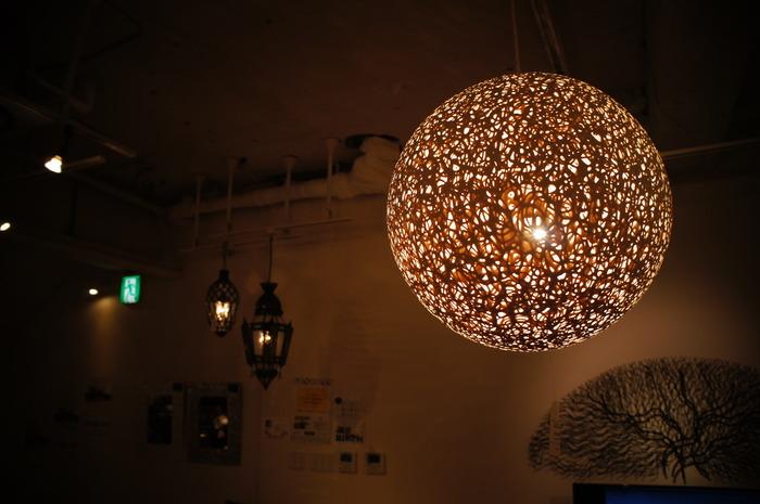 アジアン家具照明