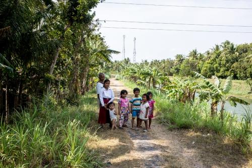 アジアン家具KAJAのインドネシアの人々