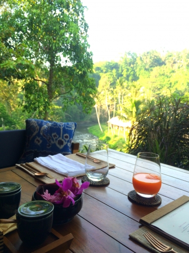 朝食用レストラン