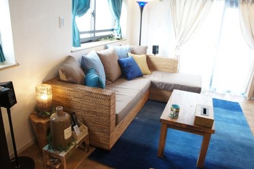 Seaside Style Sofa