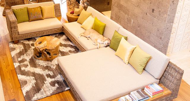 アジアン家具NUU ソファ 組み合わせて自由に使える