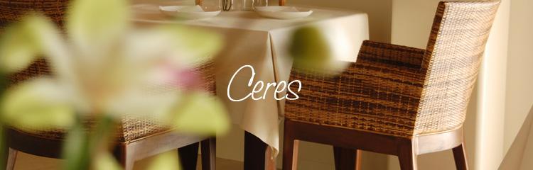 アジアン家具KAJAラタンの CERESシリーズ