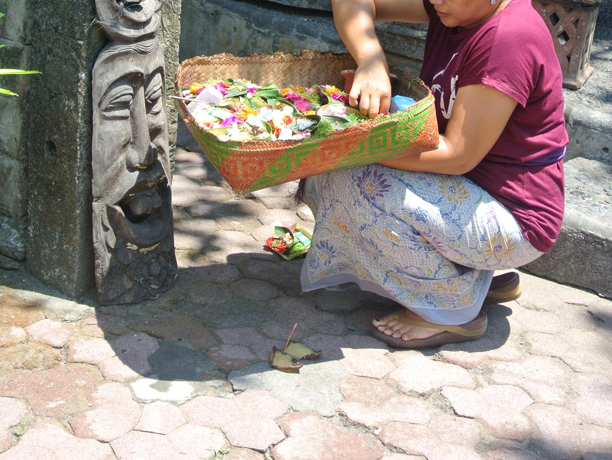 アジアン雑貨インテリアKAJAバリ島のソカシ