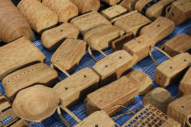 アジアン家具・雑貨KAJAバリ島のアタ小物