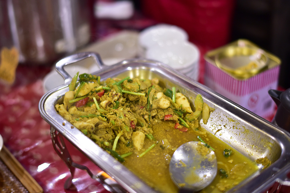 アジアン家具KAJAエスニック料理の写真