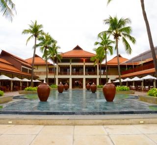 アジアン家具KAJAベトナムダナンリゾートのホテル