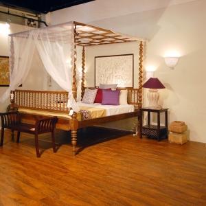 アジアン家具KAJAリゾートライクなベッド