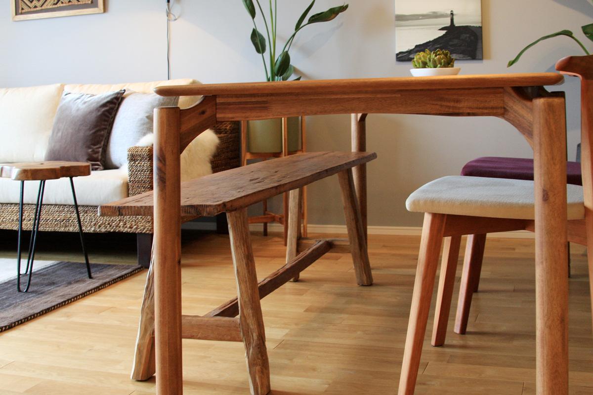 ライフスタイルに合わせた家具と照明のバランスコーディネート3