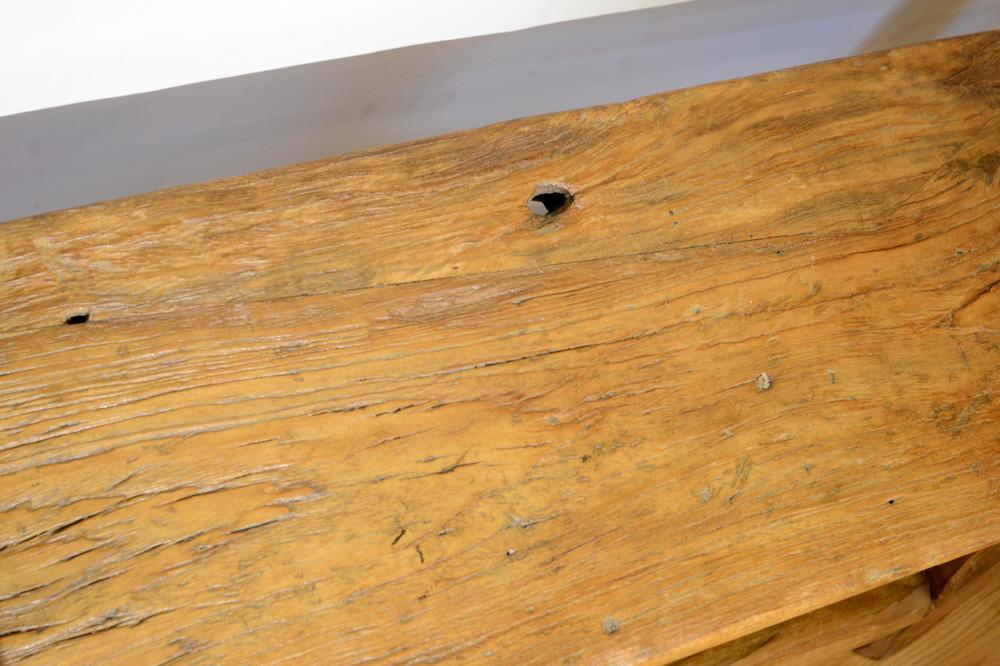 アジアン家具KAJA古材のベンチの魅力