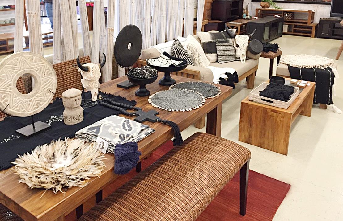 アジアン家具KAJA買い付け商品