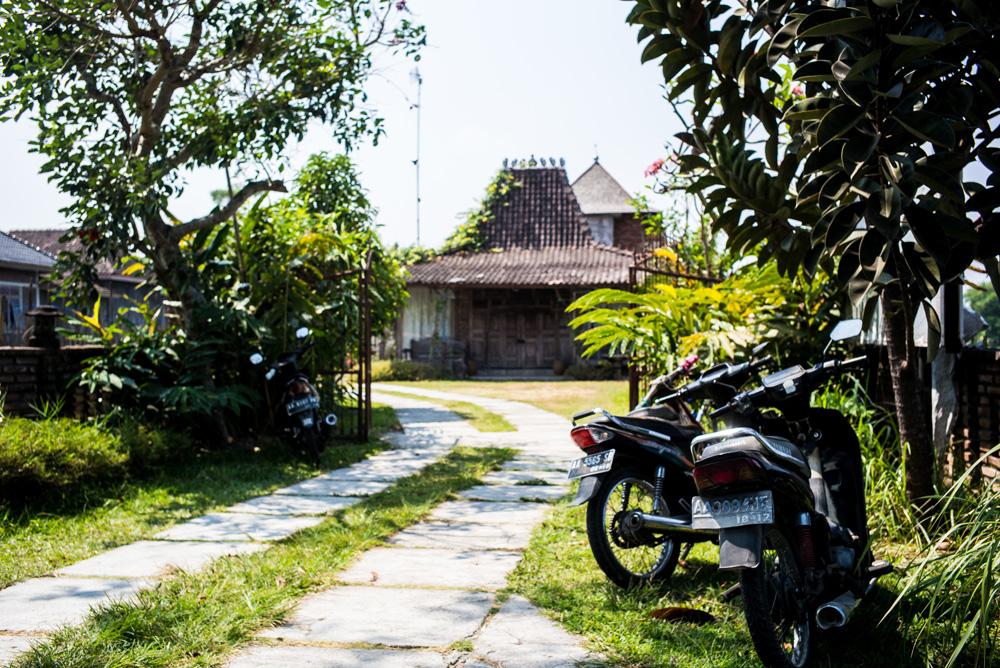アジアン家具KAJAジャワ島の風景