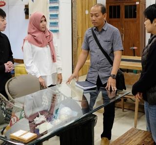 アジアン家具KAJAインドネシアスタッフ交流