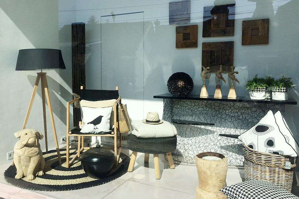 アジアン家具KAJA買い付けバリ島のセレクトショップ