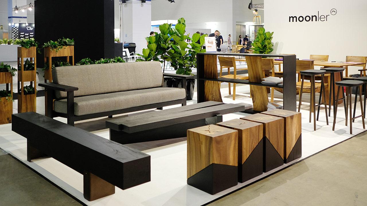 ジャカルタの家具の展示会トレンド