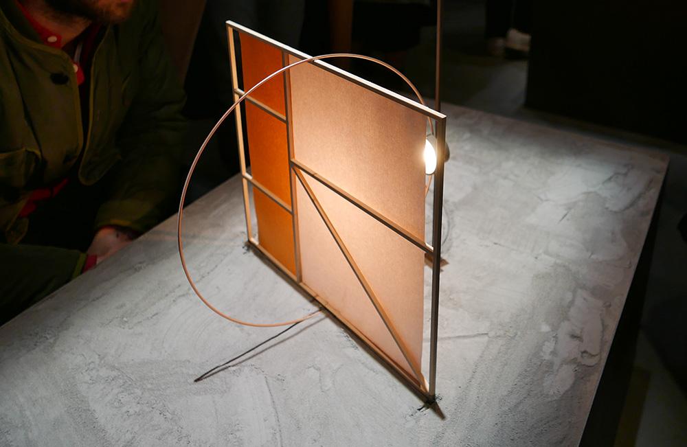 アジアン家具KAJAミラノのエルメスの照明