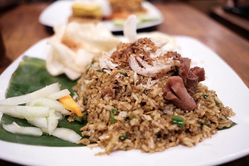 アジアン家具KAJAインドネシアのナシゴレン