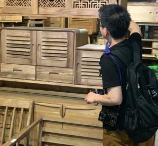 アジアン家具KAJA古材の家具探し