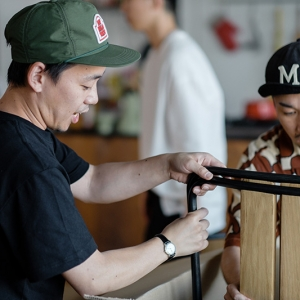 アジアン家具KAJA商品撮影の準備