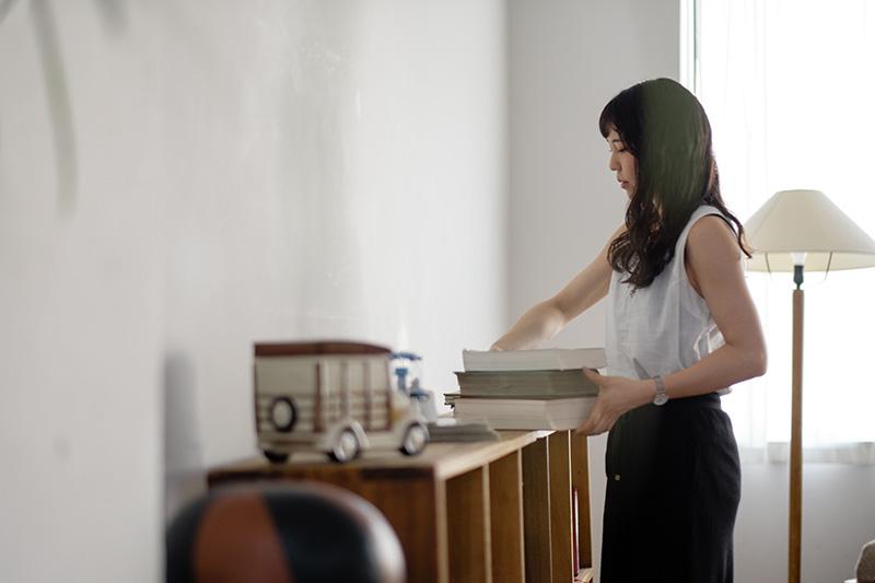 アジアン家具KAJA商品撮影のセッティング