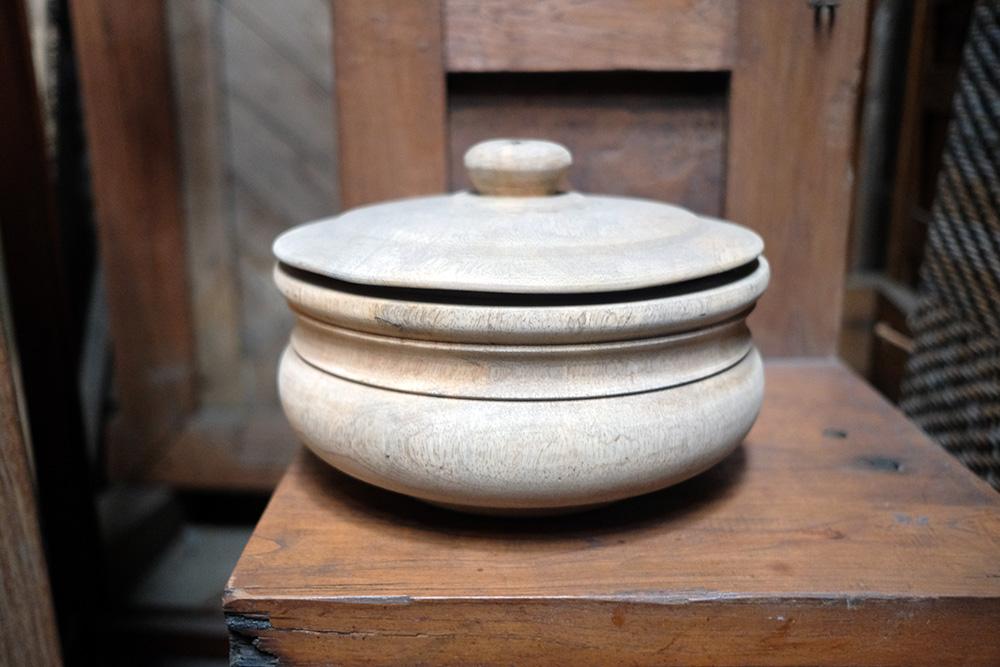 アジアン家具KAJA古材の壺