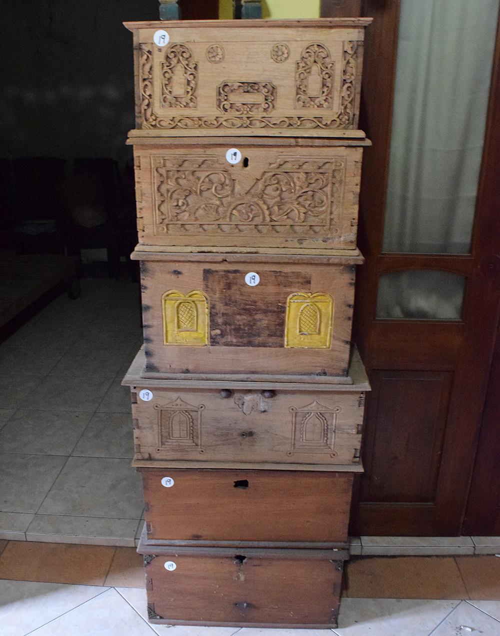 アジアン家具KAJAジュエリーボックス