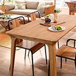 FARGO/コーラルダイニングテーブル