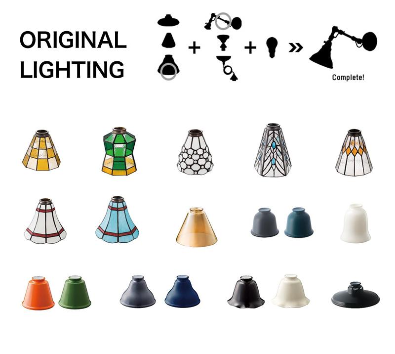 KAJA湘南平塚店の限定ランプ