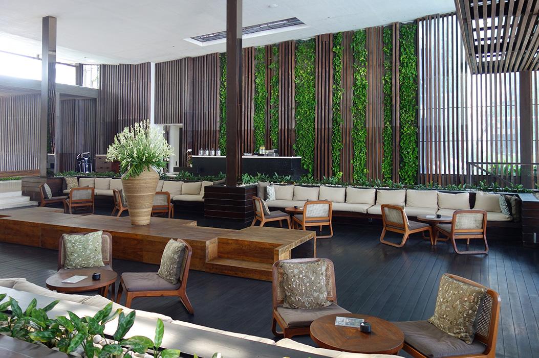 アジアン家具KAJAスミニャックのホテル2