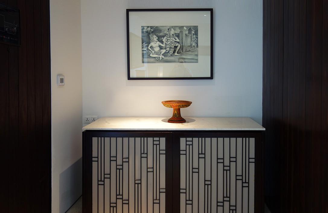 アジアン家具KAJAホテルのディスプレイ参考2