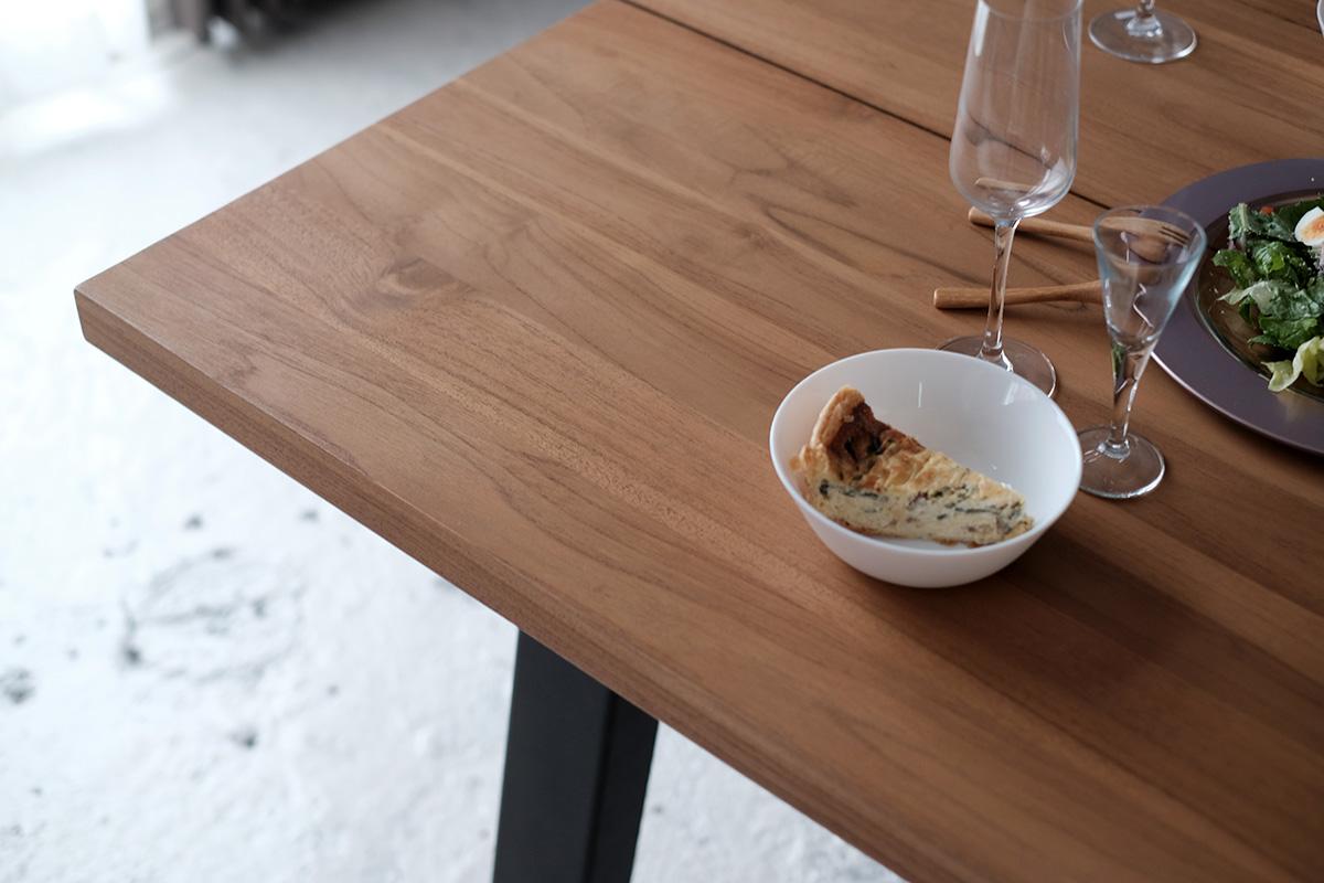 インテリアショップKAJAウィンチェスターダイニングテーブル8
