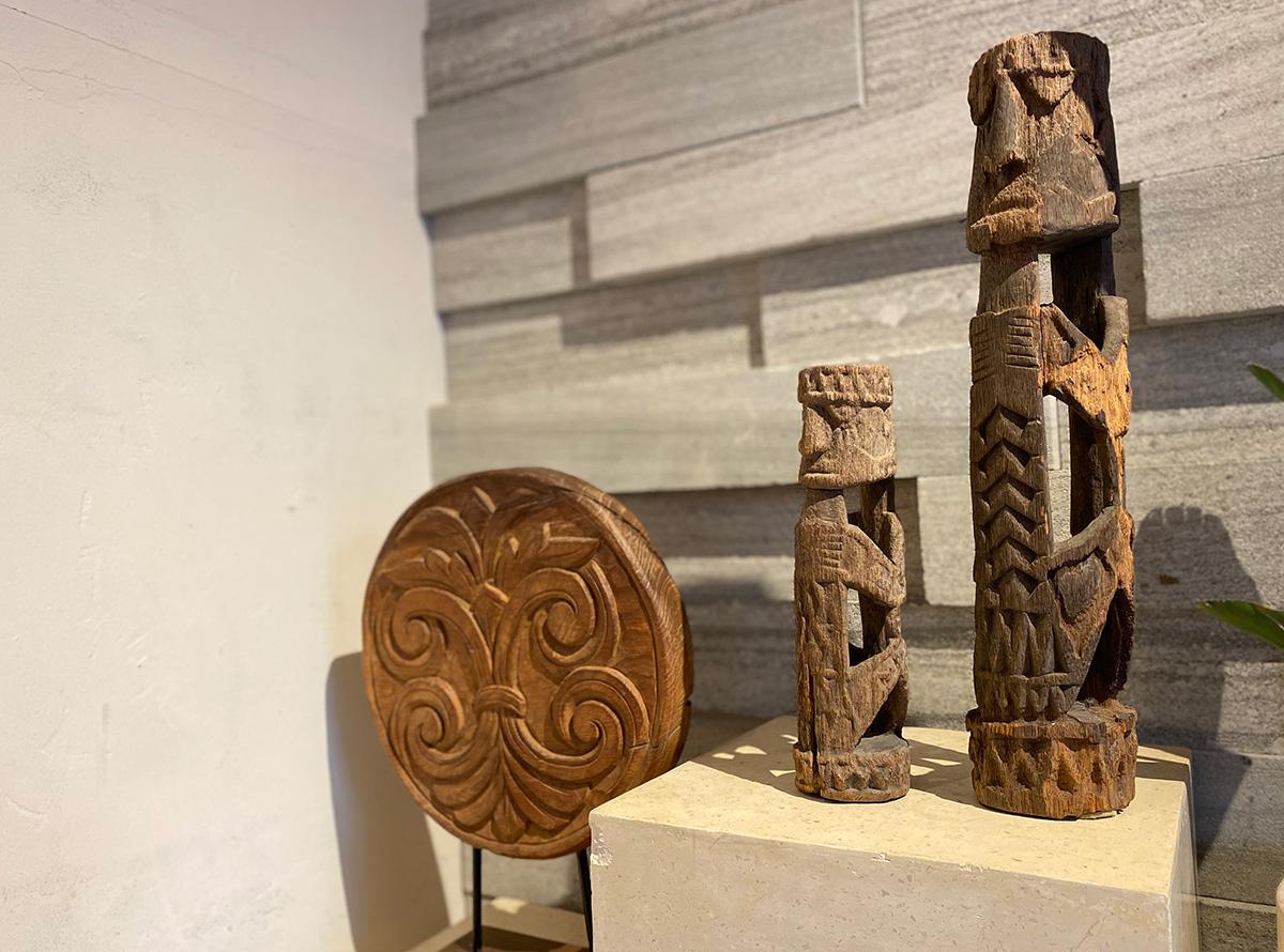 アジアン家具KAJA民族オブジェ