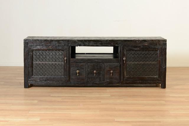 アジアン家具KAJA古材のテレビボード